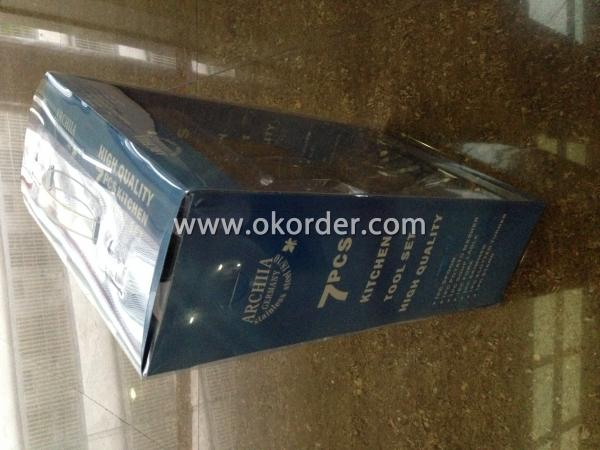 Packing  Of  Daily Household Stainless Steel Kitchen Utensil
