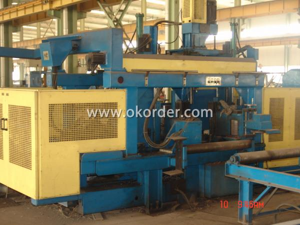 steel structure dilling machine