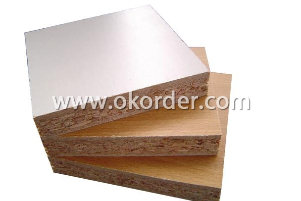 Melamine Chip Board