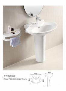 Basin With Pedestal CNBP-2008