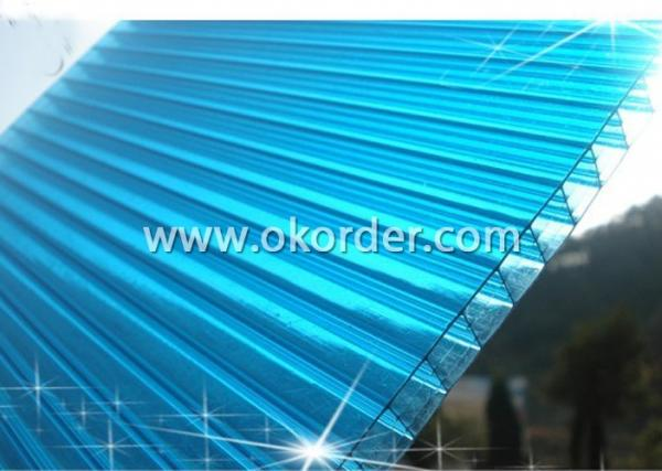 Triple-wall Polycarbonate Sheet