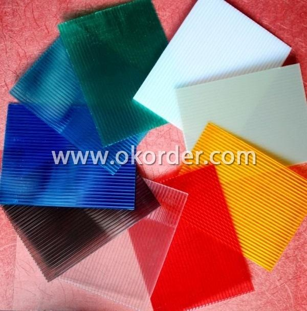 8-Wall D Polycarbonate Sheet