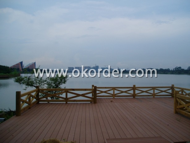 WPC Project Decking CMAX H90S25B