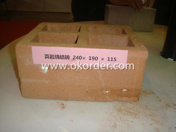 brick sample