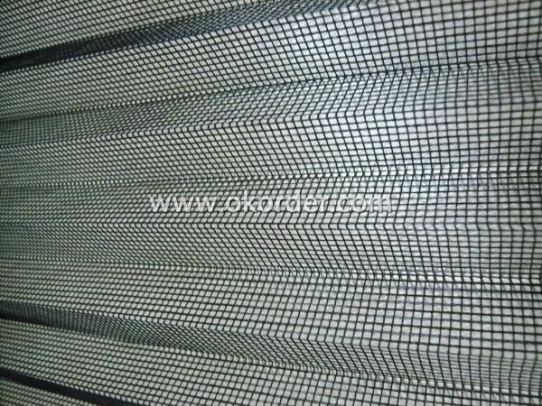 China Polyester Pleated mesh