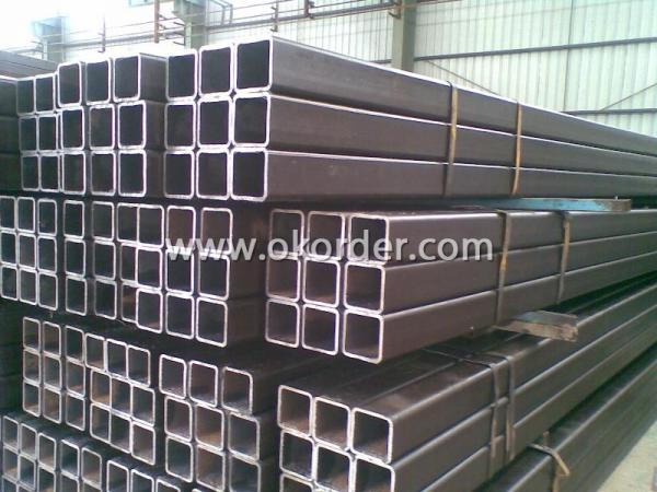hollow section ERW Welded Steel Pipe