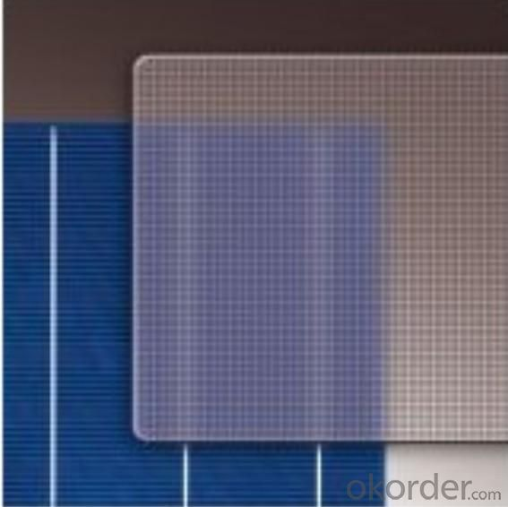 Glass For Solar Moudle