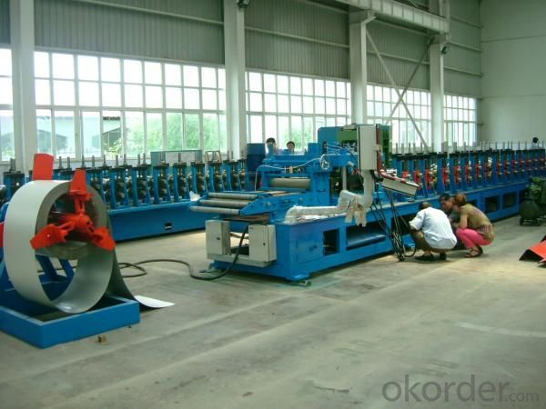 Decorative Panel Roll Forming Machines