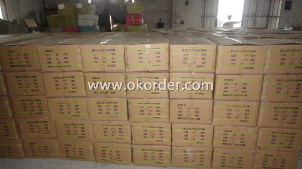 Packing Of Metal Stand - S02