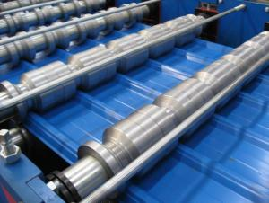 Steel Profiles Roll Forming Machines