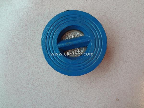 Wafer Type Check Valve
