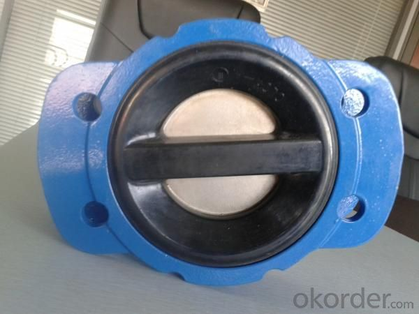 Wafer Type Check Valve DN40-DN600 High Quality