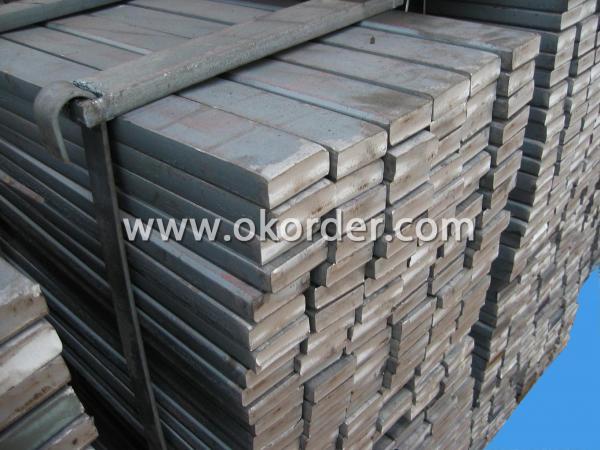 Hot Rolled Alloy Channel Steel GB Standard
