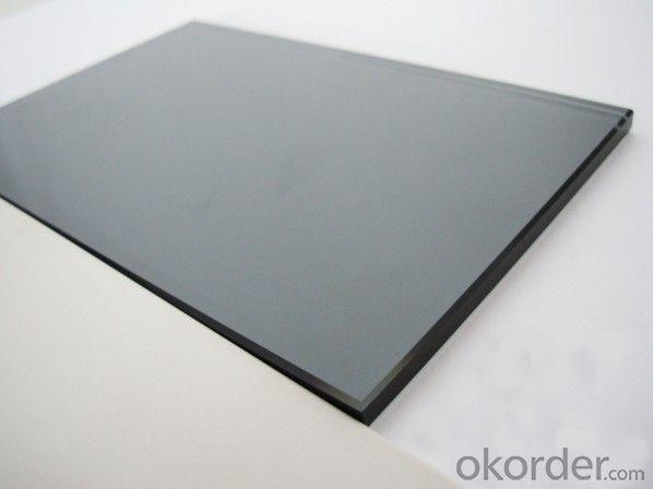 Euro Grey Tinted Float Glass