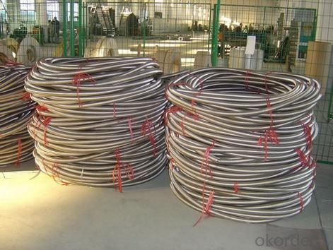Annular Corrugated Stainless Steel Metal Flexible Hose