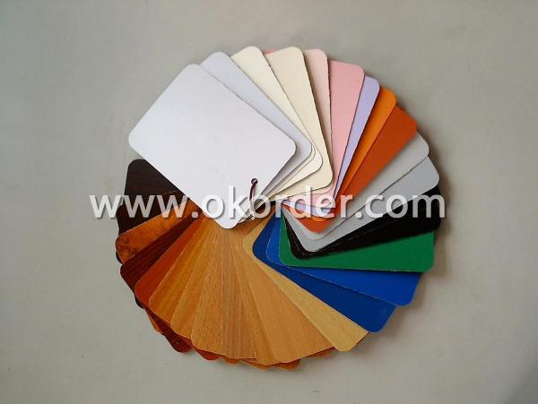 Decorative High-Pressure Laminates