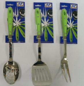 Plastic Handle Kitchen Utensil