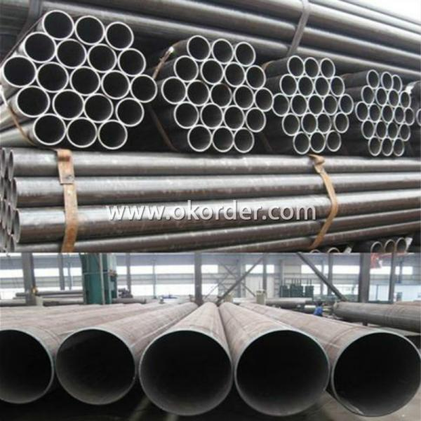 erw welded steel pipes for fence