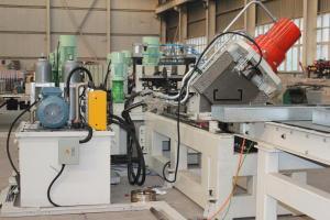 Metal Panel Roll Forming Machine