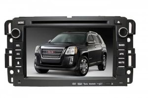 GMC Car HD Touch Screen DVD Multimedia and GPS System with Black Color