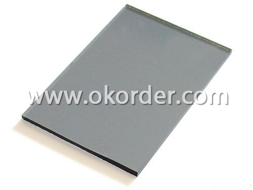 3-12mm Euro Grey Float Glass