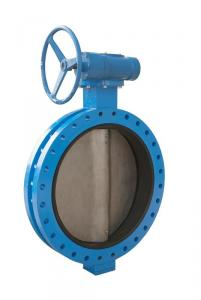Flange Butterfly Valve For Water