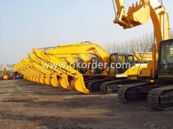 excavator 921cc