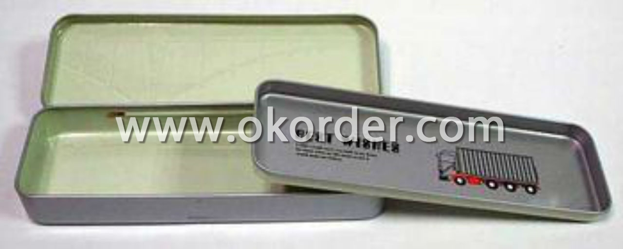 Tinplate for Pencial Box