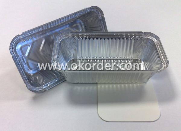 alu foil container
