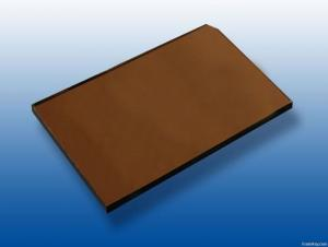 Euro Bronze Tinted Float Glass