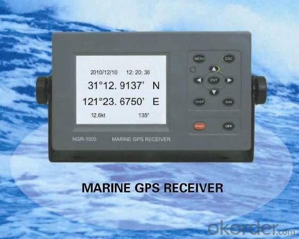 Marine GPS Receiver 5.7 inch LCD