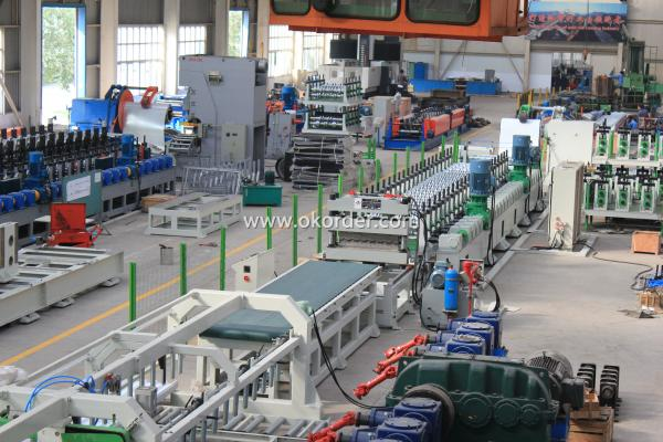 Drywall Steel Profile Roll Forming Machine