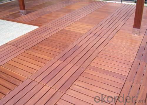 Solid Merbau Flooring