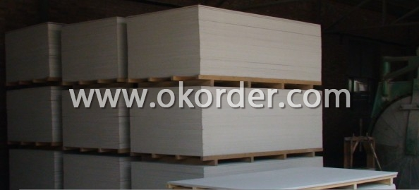 package of calcium board