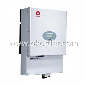 Grid Connected Solar Inverter 1500W