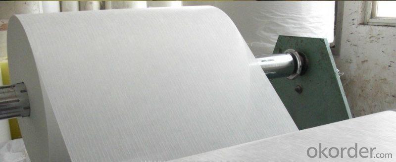 Fiberglass Roofing Tissue Waterproofing Field