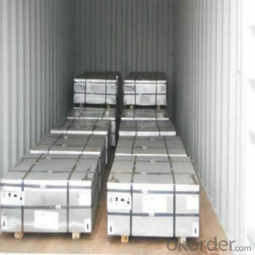 Tinplate For Seafood Can-CHBA