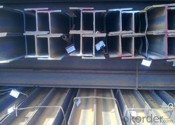 Hot Rolled Alloy Constructural Steel H Beam