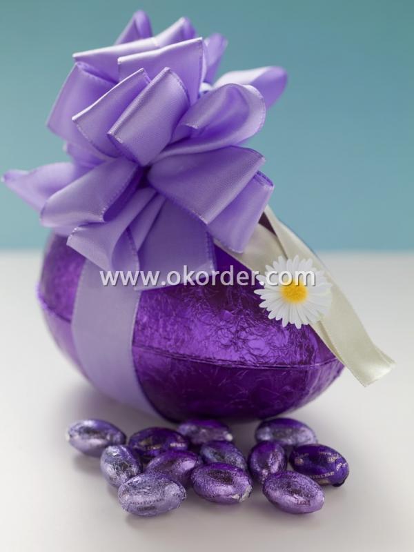 Aluminium Foil for chocolate packaging