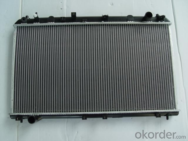 Aluminum Brazing (A/P Type) Radiator For Mazda