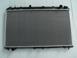 Aluminum Brazing (A/P Type) Radiator For Mazda