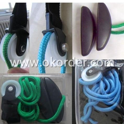 overshoulder pulley