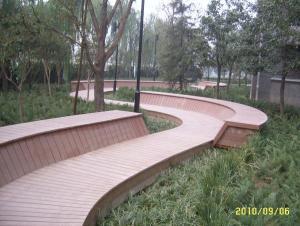 Wood Plastic Compostie Landscape CMAX S001