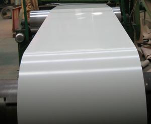 Best Quality for Prepainted Galvanized Steel - White