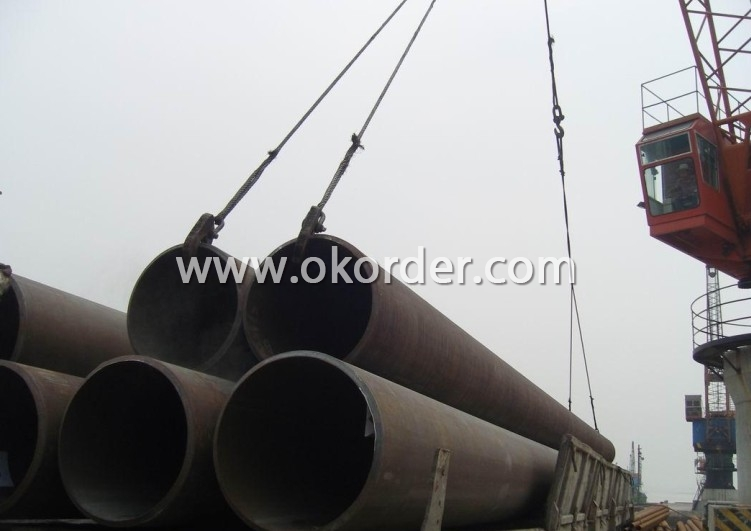 LSAW carbon welded pipe