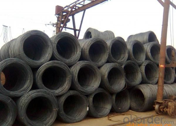 Hot Rolled  Wire Rod