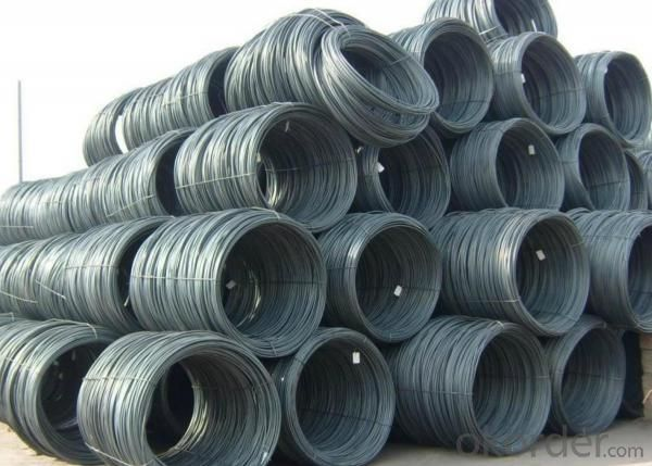Steel Wire Rod in Coil