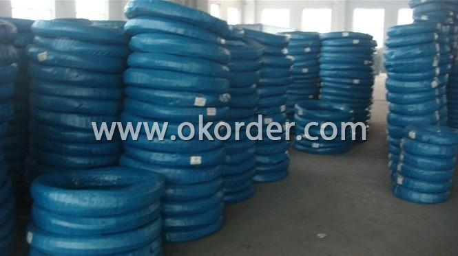 Four High-pressure Hose Wire Entanglement +Packaging