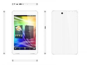 Quad Cores Tablet PC IPS 1280x800 with fashionable Brushed Metal Shell