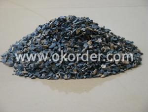 Calcined Bauxite Rotary Kiln Al2O3 88%